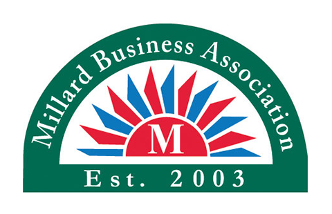 Millard Business Association Logo LG